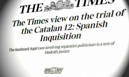 'Spanish Inquisition'… a estas alturas