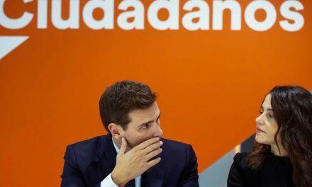 Ciudadanos pasa en Cataluña de ganar las autonómicas a tercero en las generales
