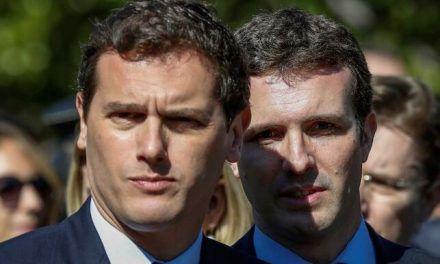 Casado presiona a la desesperada a Ciudadanos para mantener el Senado: le da cuatro días para integrarse en las listas del PP