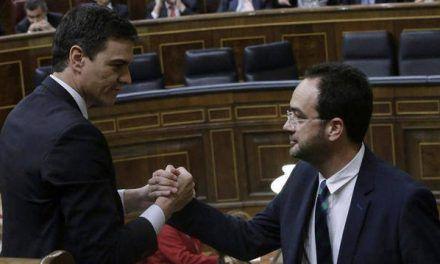 Dramas del PSOE: el diputado que lo fue todo y se queda tirado y con hipotecón