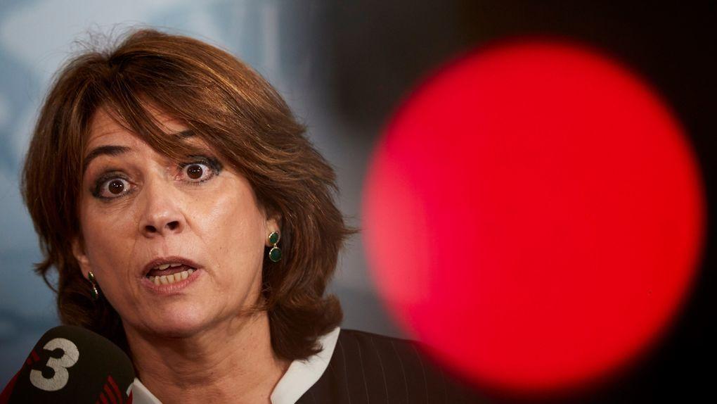 La Policía 'rescata' dos horas inéditas de la grabación de Villarejo a la ministra y Garzón