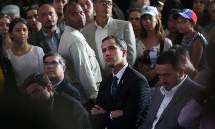 El régimen de Maduro intenta apartar a Guaidó con una inhabilitación de 15 años