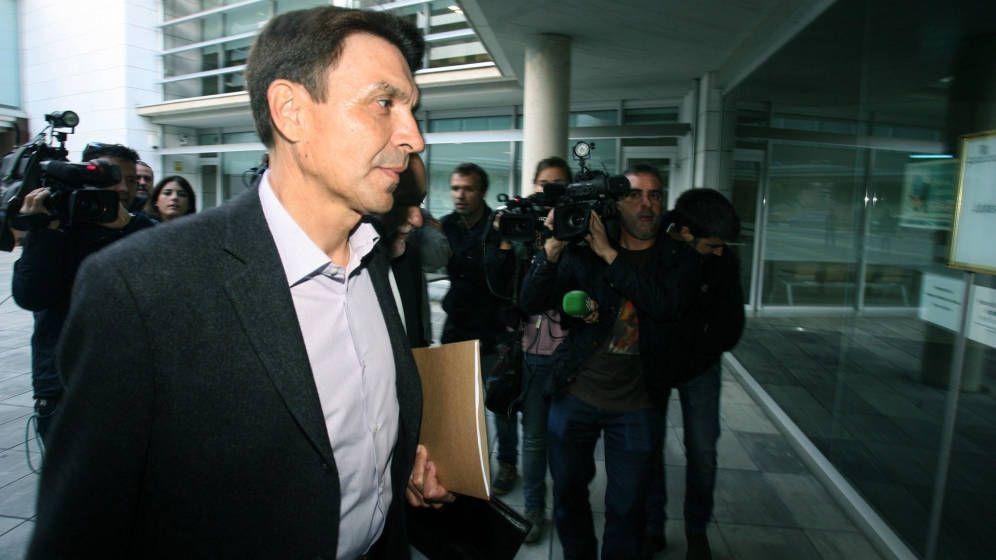 El jefe del 3% de Puigdemont y Mas movió 250.000 euros de sobornos en pleno 'procés'