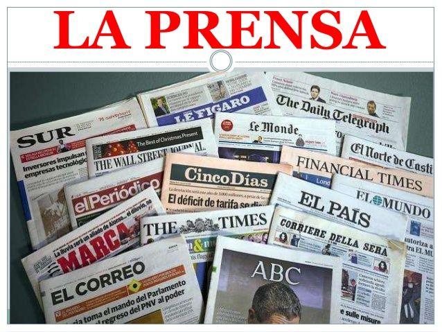 La democracia y los periódicos