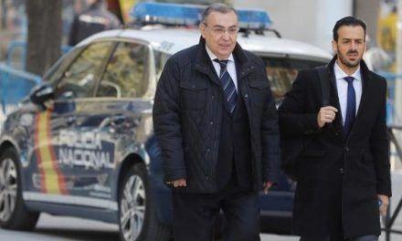 La Fiscalía certifica que existió una «organización criminal en la cúpula de la Policía»