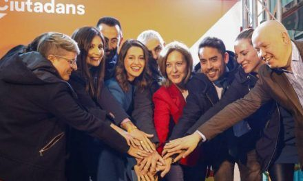 """Arrimadas quiere intervenir TV3 para que deje de ser una """"máquina de propaganda y de incitación al odio"""""""