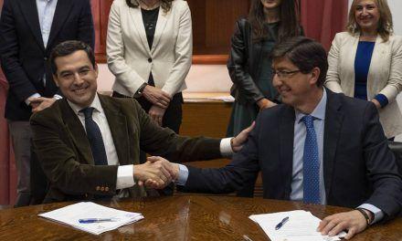 Andalucía: los 100 días del campo de pruebas de la nueva derecha