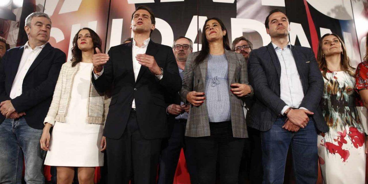Rivera da por hecho que hará oposición a un Gobierno de PSOE y Podemos