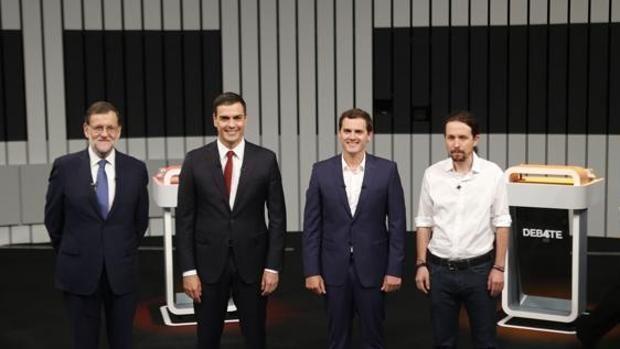 RTVE elige la fecha para el debate de Sánchez y Casado e Iglesias rechazan ir