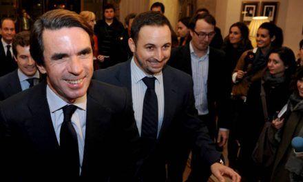 El día que Aznar renegó de su discípulo Abascal