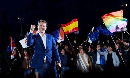 Rivera, optimista ante las últimas 24 horas de campaña: «Huelo a victoria»