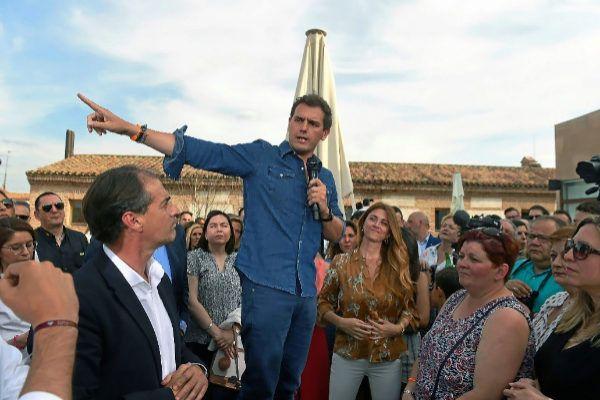 Ciudadanos ve a tiro al PP por la inacción de Pablo Casado el martes