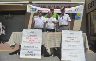 Los extranjeros de Camposol quieren entrar en el Ayuntamiento de Mazarrón