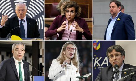 Todos los candidatos españoles al Parlamento Europeo