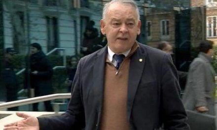 Eugenio Pino, ex número dos de la Policía, en el banquillo de los acusados por el 'pendrive' de los Pujol