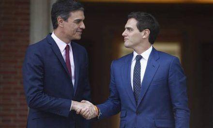 ¿El rey Pedro o el presidente republicano Sánchez?
