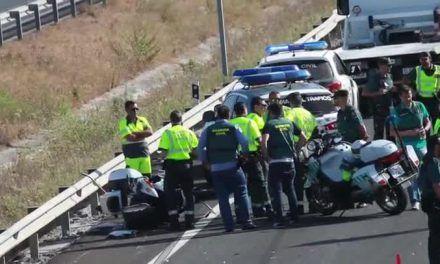 Muere un guardia civil en Cádiz en una persecución a un narco