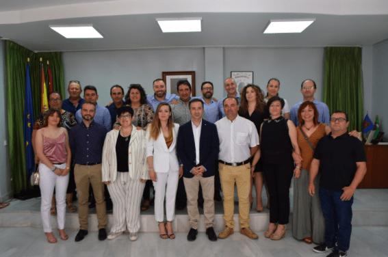 Fortuna, Aledo y Albudeite se convierten en los primeros ayuntamientos de Ciudadanos en la Región de Murcia