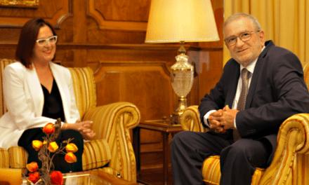Ciudadanos traslada al presidente de la Asamblea Regional su acuerdo programático para la gobernabilidad