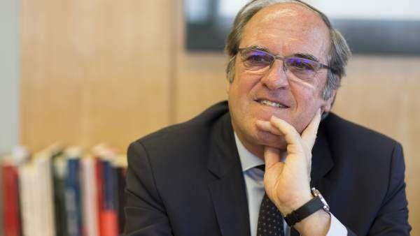 El socialista Gabilondo propone por carta a Monasterio de Vox «reunirse» para negociar su investidura