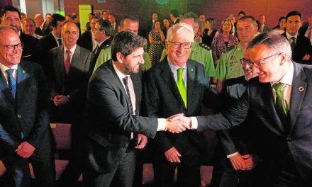 Ciudadanos tendrá una vicepresidencia con amplias competencias en el Gobierno regional