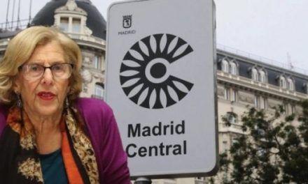 Manuela Carmena y la contaminación ideológica de Madrid