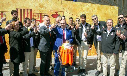 Lambán pacta con el PAR, dinamita el acuerdo PP-Cs y se acerca a la reelección en Aragón