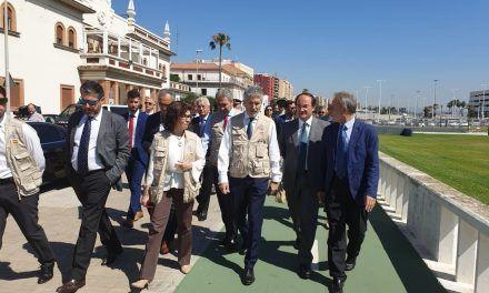 Grande Marlaska afirma que el Plan de Seguridad para el Campo de Gibraltar está siendo un éxito