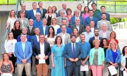 Diego Conesa confía aún en convencer a Cs para lograr la presidencia de la Comunidad