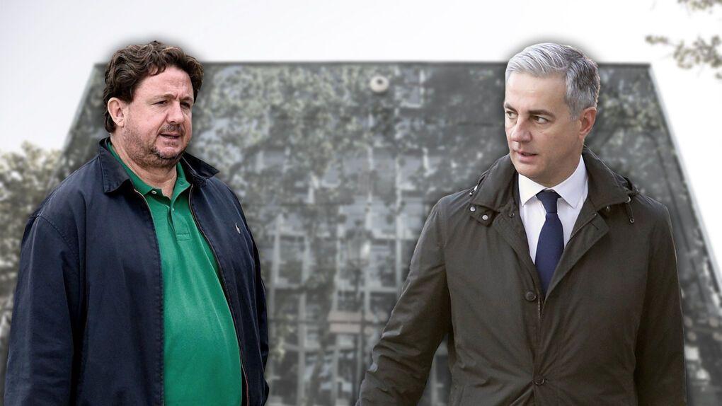 Peñas y Costa, dos «colaboradores» de la Gürtel con finales diferentes
