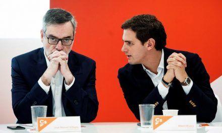 Rivera moviliza a sus fieles para acallar a la oposición interna