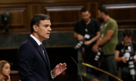 """Moncloa pondrá en marcha una """"investidura exprés"""" de Pedro Sánchez antes de verano"""