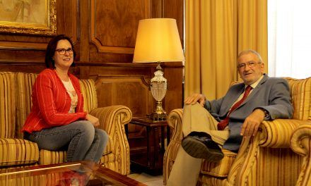 Ciudadanos comunica al presidente de la Asamblea Regional que apoyará la investidura de Fernando López Miras