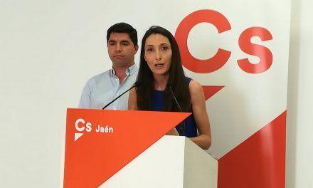 """Cs aplaude los presupuestos andaluces que ponen a Jaén """"por fin en el punto de mira"""""""