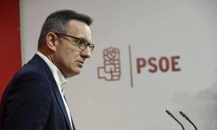 El PSRM insiste en que Cs tiene que elegir entre los socialistas o la «extrema derecha»