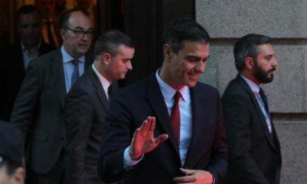 España no necesita a Sánchez