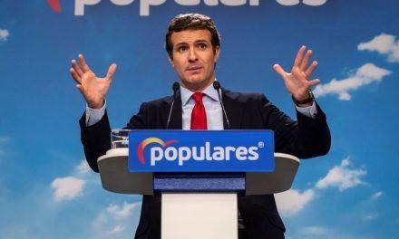 El PP plantea que Sánchez se aparte y el Rey proponga un candidato de consenso