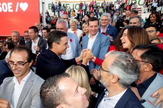 Castejón y sus cinco ediles recurren su expulsión del PSOE