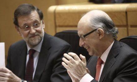 Presupuestados por Rajoy