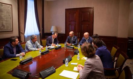 """Bauzá: """"Los corredores Mediterráneo y Atlántico no pueden esperar, si queremos que la libertad de movimientos en la UE pueda ejercerse por igual en todos sus territorios"""""""