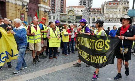 La Marcha de las Pensiones, réplica al desgobierno