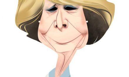 Esperanza Aguirre, la vigía que no lo vio
