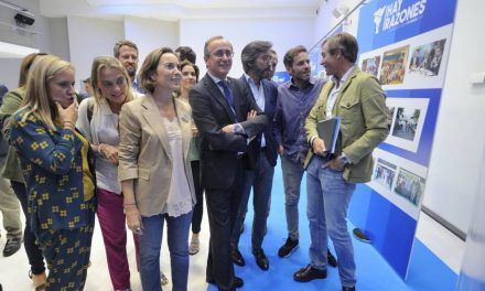 Álvarez de Toledo indigna al PP vasco al acusarlo de tibieza