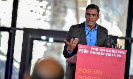La batalla del centro: Sánchez desplaza a Rivera