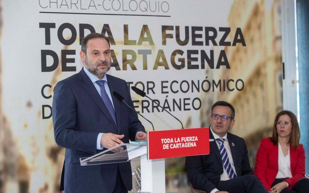 España ahora; Cartagena después