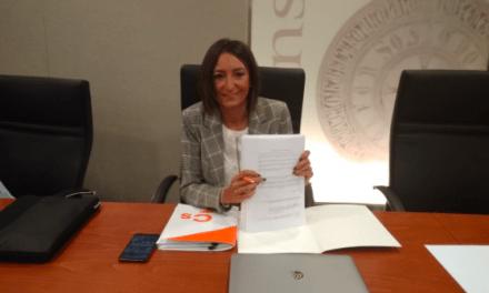 Ciudadanos impulsa el desbloqueo de las Ciudades de la Justicia de Cartagena, Lorca y Molina de Segura