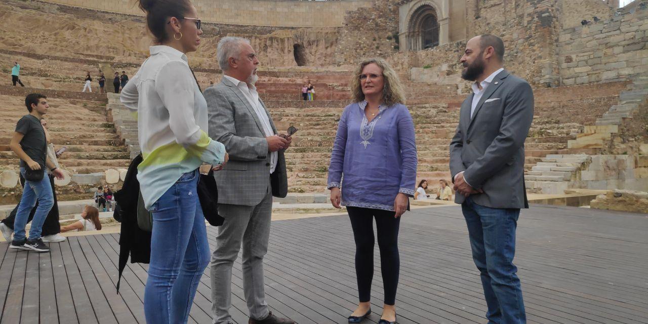 Ciudadanos reivindica Cartagena como puerta de entrada del turismo regional y punto clave para su economía a través de la ZAL