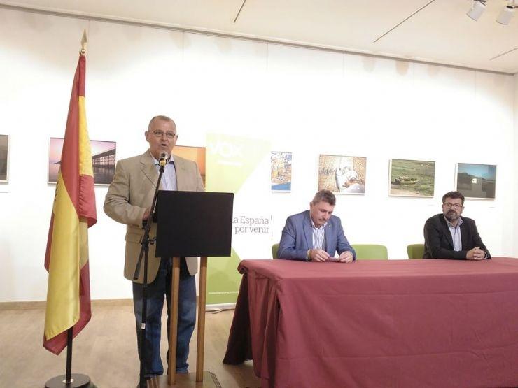 Vox replica al PSOE de Mazarrón