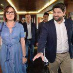 Isabel Franco: «Ciudadanos no ha venido a pedir permiso, sino a pedir paso al Gobierno regional»