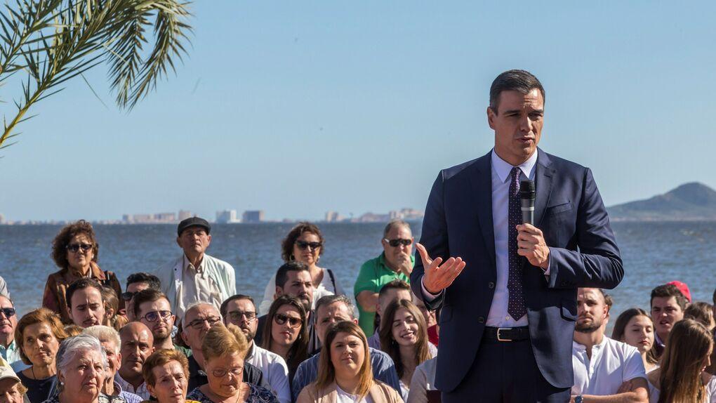 El giro a la derecha de Sánchez en la recta final de la campaña confunde al PSOE